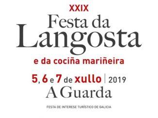 A Festa da langosta e da cociña mariñeira da Guarda A Nova Peneira