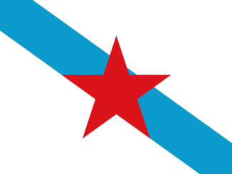 Bandera Galega Nacionalista A Nova Peneira