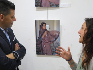 Elena Buch fotografía a vida cotiá nos campamentos saharauis A Nova Peneira