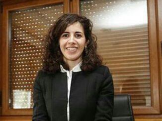 Cristina Correa Alcaldesa Concello de Oia A Nova Peneira