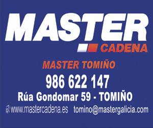 Master Cadena: Master Tomiño A Nova Peneira