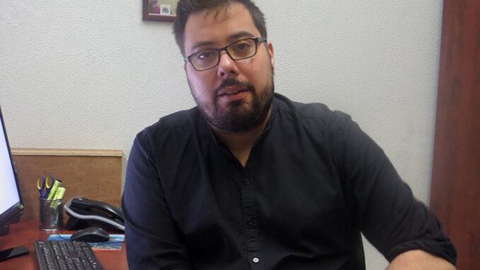 Xabier Pérez BNG Vigo A Nova Peneira
