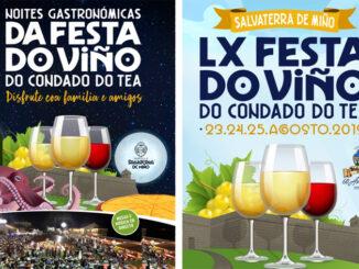 Festa do Viño Salvaterra do Miño A Nova Peneira