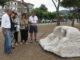Exposición d'pedra Concello de Nigrán A Nova Peneira
