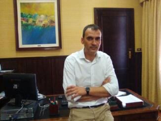 Enrique Cabaleiro Alcalde de Tui A Nova Peneira