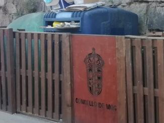 separación de lixo Mos A Nova Peneira