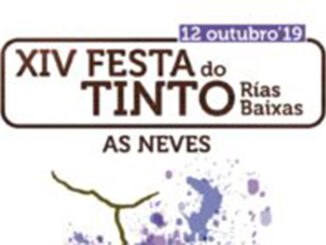 Festa do viño As Neves A Nova Peneira