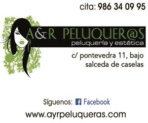A&R Peluquer@s Salceda A Nova Peneira