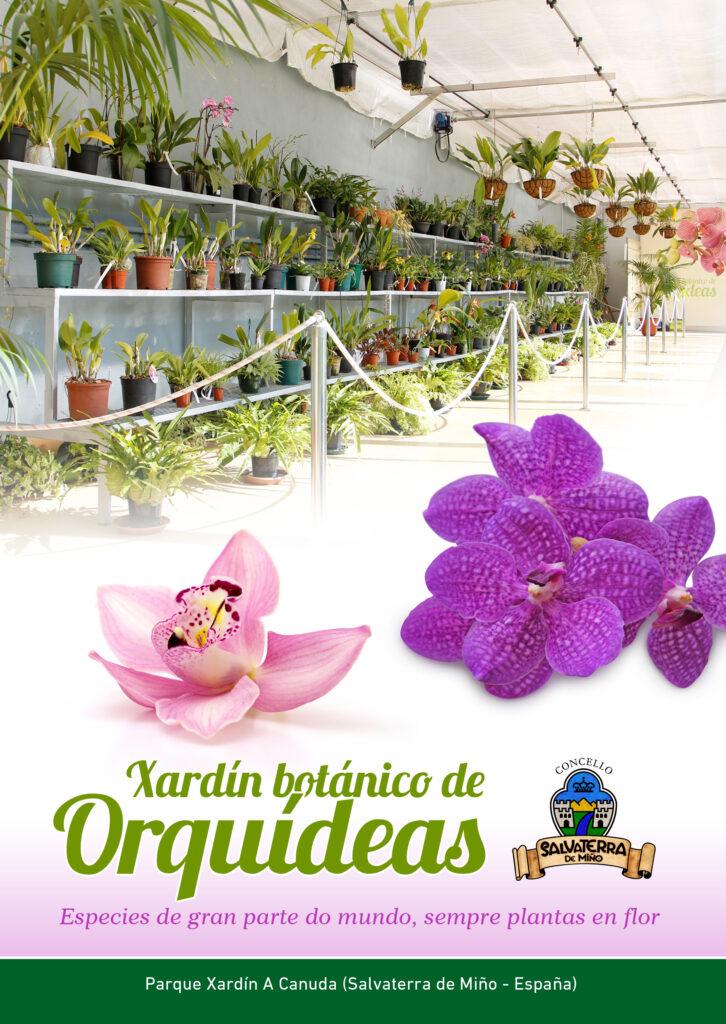 IV Feira Exposición Internacional de Orquídeas A Nova Peneira