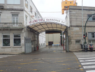 Estaleiro Barreras Concello de Vigo A Nova Peneria