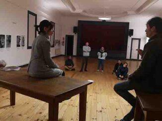 Concello de Tomiño Escola de teatro A Nova Peneira