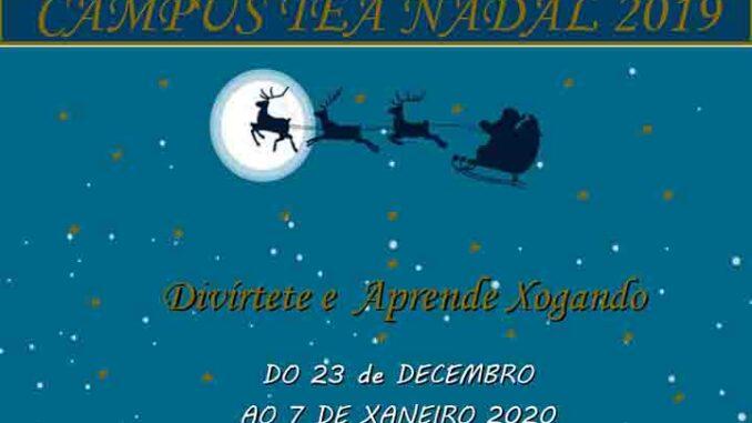 Campus Tea Nadal A Nova Peneira