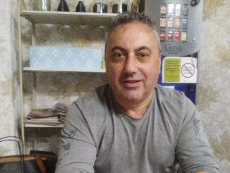Moises Iglesias Santos escultor A Nova Peneira