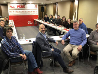 PSOE Provincia de Pontevedra A Nova Peneira