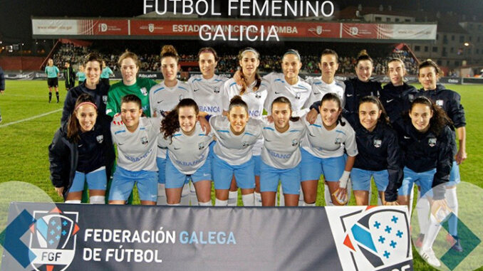 Fútbol Feminino de Galicia