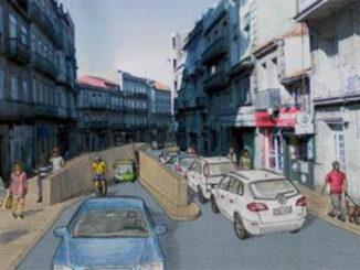 Paseo de Alfonso Concello de Vigo