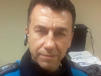 Lito xefe de policía Concello de Gondomar A Nova Peneira