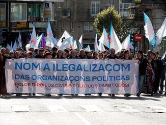 Dereitos civís Operación Jaro A Nova Peneira