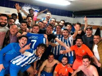 Equipo de fútbol de Goián A Nova Peneira