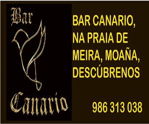 Bar Canario Praia de Meira