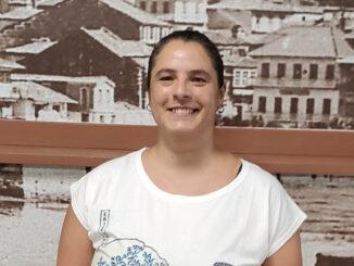 María Dolores Pereira futbolista de Redondela