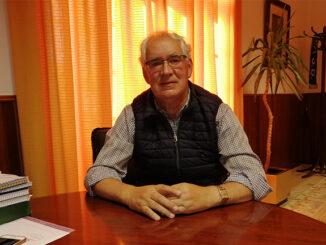 Jorge Canda Alcalde de A Lama