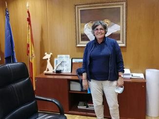 Eva De La Torre Alcaldesa de O Porriño