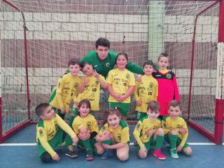 """Escola de Fútbol Base """"TERRA de Montes"""" de Forcarei"""