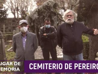 Cementerio de Pereiró Lugar de memoria