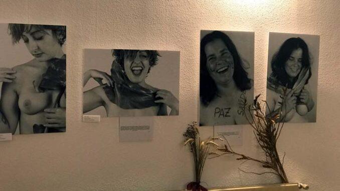 """A exposición fotográfica do curso """"Namórate de Ti"""""""