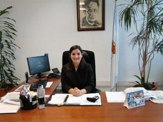 Leticia Santos, Alcaldesa de Moaña