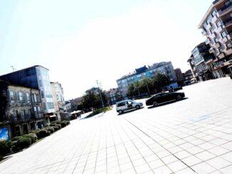 Praza Concello de Ponteareas
