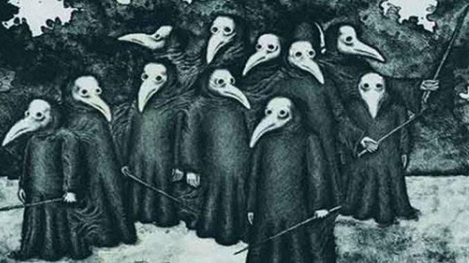 O vixésimo sexto fragmento do diario de Senlúa Arraiana: A pandemia de Cassandra