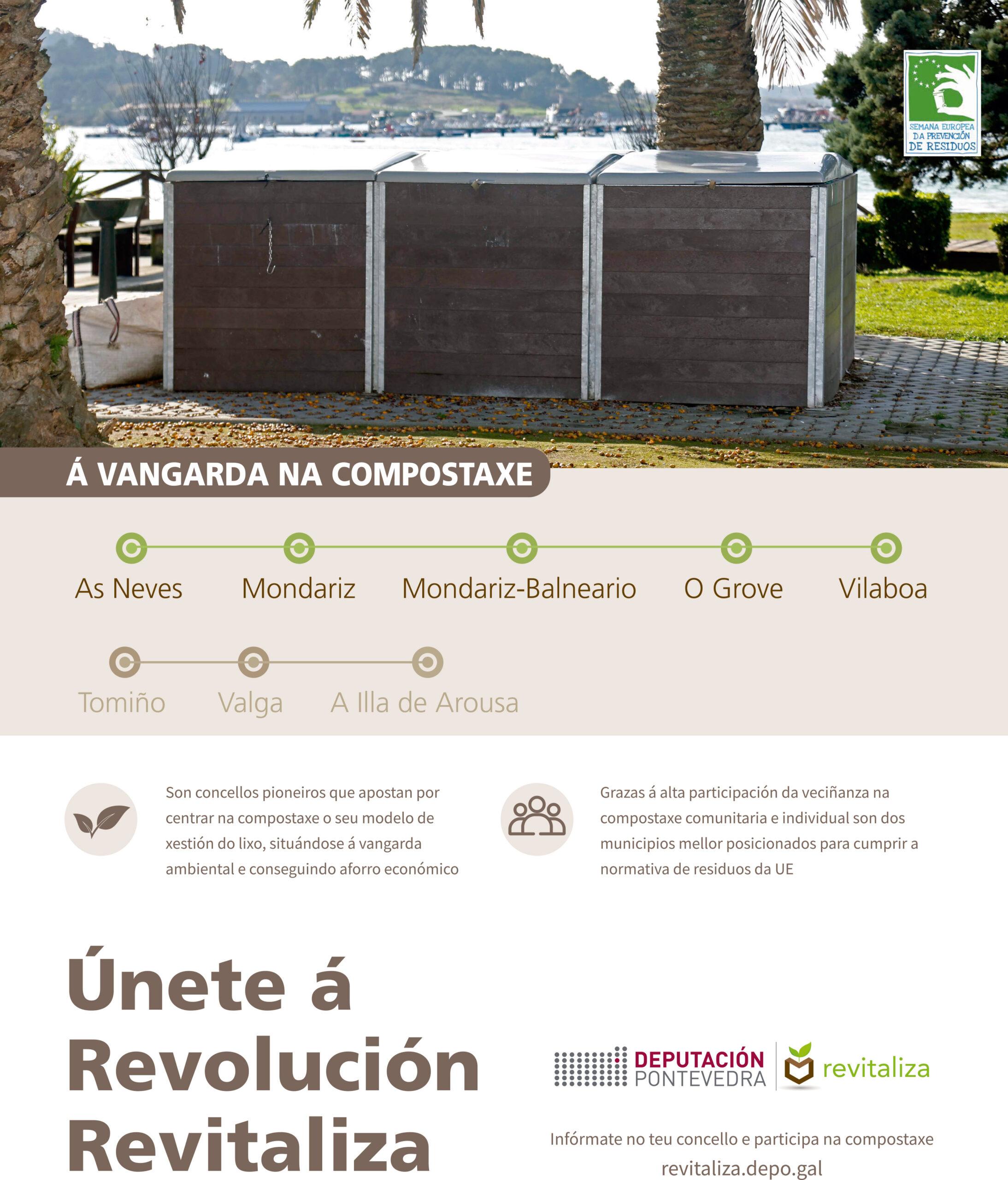 Revitaliza Nós Deputación de Pontevedra