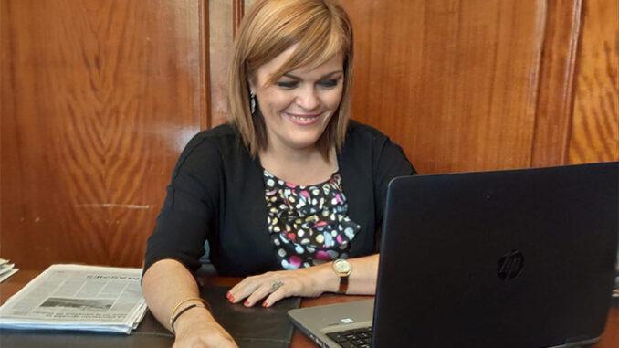 Alcaldesa de Redondela