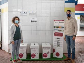 Gondomar dá un paso máis na reciclaxe e reutilización de residuos electrónicos