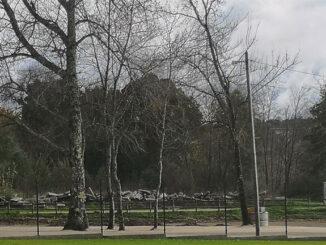 Comezan as obras, a través do programa Rede Natura, para a creación dunha área recreativa en Oleiros – Teans