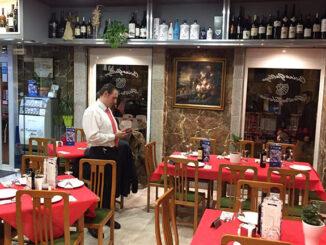 As Pedrinas Novas Restaurante Madrid