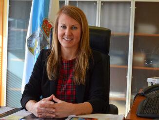 Loli Castiñeira Alcaldesa de Salceda de Caselas