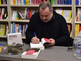 Carlos Babío, investigador e un dos principais impulsores da recuperación do Pazo de Meirás