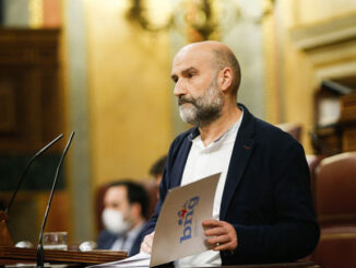 Nestor Rego Congreso Diputados