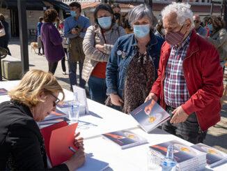 Toño Vicente pioneira da nova cociña galega, presenta o seu primeiro libro en Tomiño