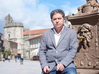 MIGUEL ANXO FERNÁNDEZ LORES, alcalde de Pontevedra