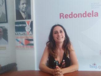 Jessica García BNG Redondela A Nova Peneira