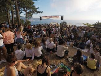 Festival Solpor Monteferro A Nova Peneira Concello de Nigrán