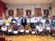 Entrega diplomas Concello de Ponteareas A Nova Peneira