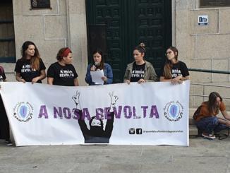 Asamblea paxaretas concello Redondela a Nova Peneira
