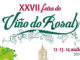 Festa do viño do Rosal A Nova Peneira