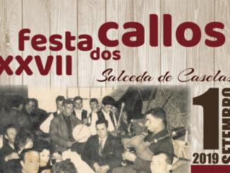 Festa XXVII dos Callos Salceda de Caselas A Nova Peneira