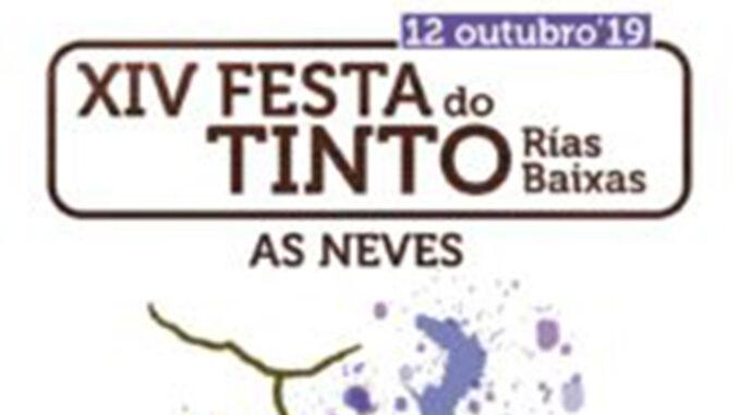 Festa do viño As Neves A Nova Peneira